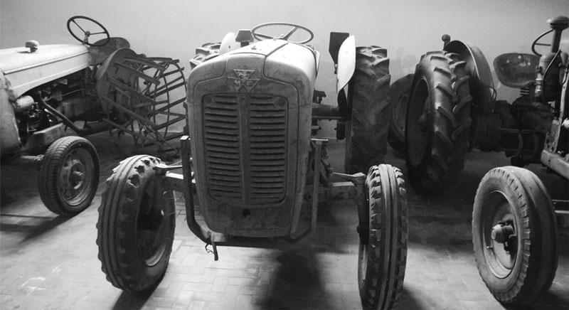 Agrifama macchine agricole, dal 1962